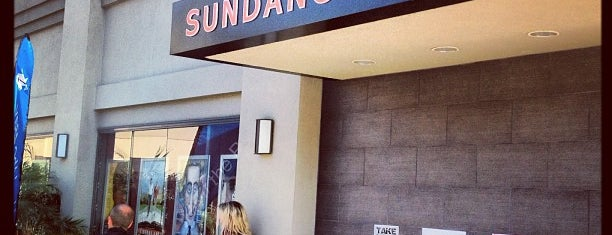 Sundance Sunset Cinema is one of LA Favorites.