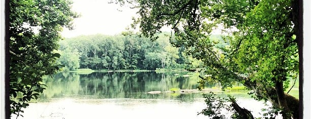Riverbend Park is one of Best DC area Parks.