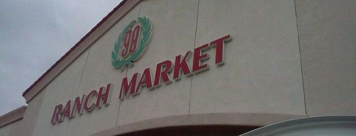 99 Ranch Market is one of Lugares favoritos de Alberto J S.