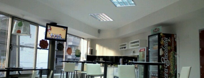 Coworking Del Siglo is one of Rosario.