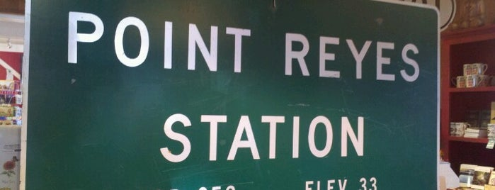 Town Of Point Reyes Station is one of Marin County, CA.