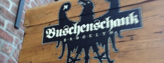 Buschenschank is one of Food.