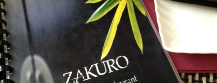 Zakuro is one of Eating Out Milan.
