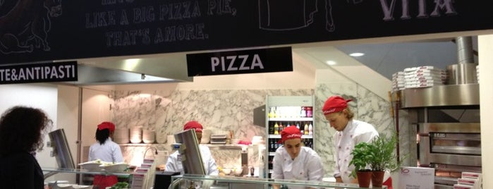 Vapiano is one of Amsterdam.