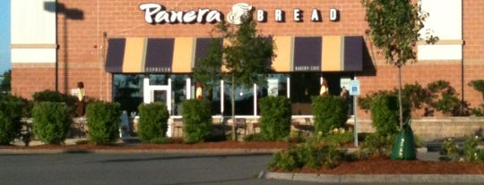 Panera Bread is one of Home Rotation.