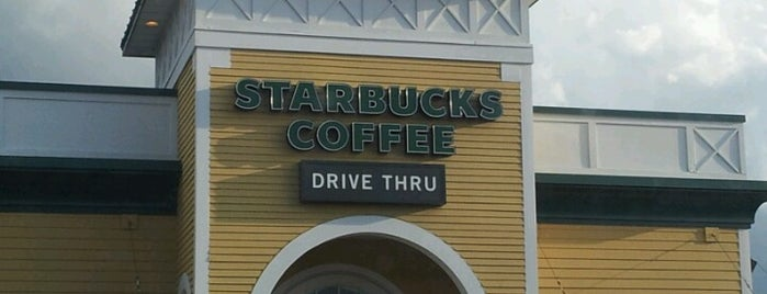 Starbucks is one of Guide to Dedham's best spots.