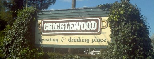 Cricklewood is one of Posti salvati di Christopher.