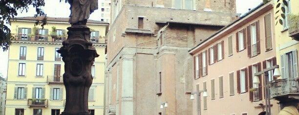 Basilica dei Santi Apostoli e Nazaro Maggiore is one of Milano, Repubblica Italiana.