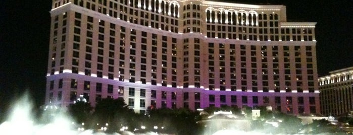 Bellagio Hotel & Casino is one of My BEST places to visit.