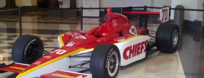 Kansas City Chiefs Super Car is one of Super Cars #VisitUS.