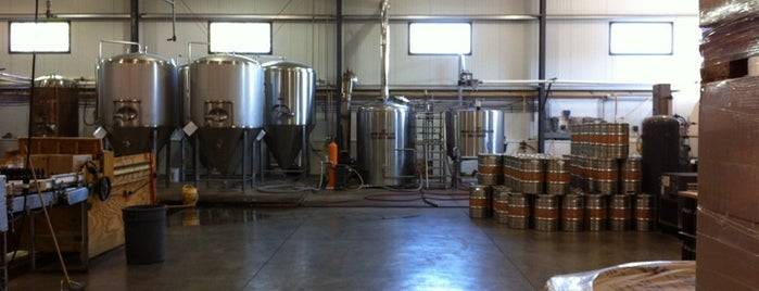 Rush River Brewing is one of Tap Rooms / Breweries in the Greater MN Area.