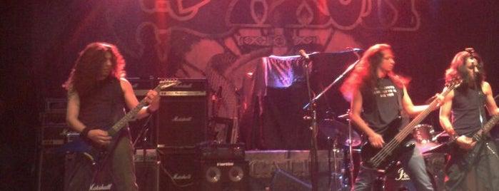 El Teatro Flores is one of Rock@Baires.