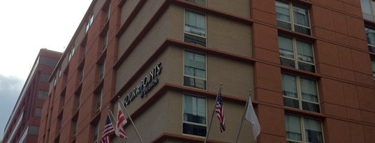 Four Points by Sheraton Washington D.C. Downtown is one of Diana : понравившиеся места.