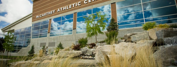McCarthey Athletic Center is one of Sporting Venues To Visit.....