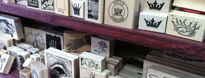 The Ink Pad is one of NYC Arts & Crafts + Scrapbooking.