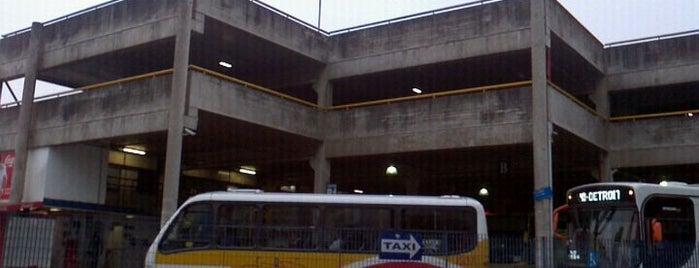 Terminal Rodoviário João Setti is one of Gespeicherte Orte von Evandro.