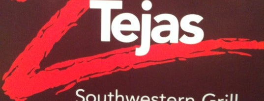 Z'Tejas Mexican Restaurant and Grill is one of SXSW.