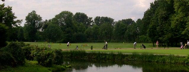 Golfclub Schloß Myllendonk e.V. is one of Golf und Golfplätze in NRW.