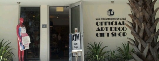 Art Deco Welcome Center is one of Miami Lifestyle Guide.