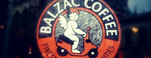 Balzac Coffee is one of Hamburg barrierefrei.