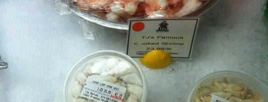 TJ's Seafood Market is one of The Best of Big D 2012.