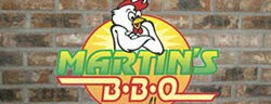 Martin's BBQ is one of Food and Bars.