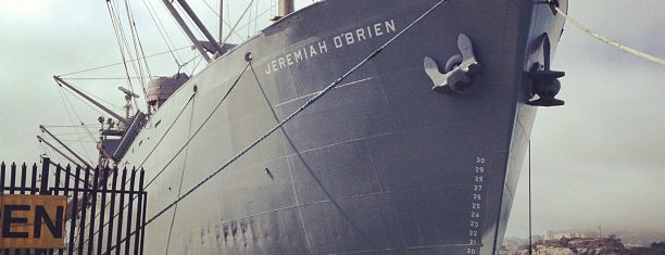 SS Jeremiah O'Brien is one of San Francisco et sa région.