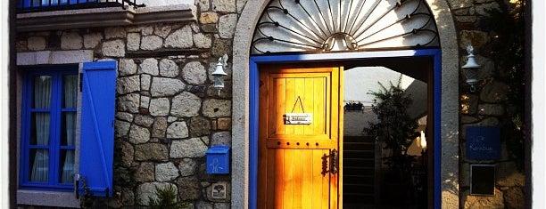 Kurabiye Otel is one of Küçük ve Butik Oteller Türkiye.