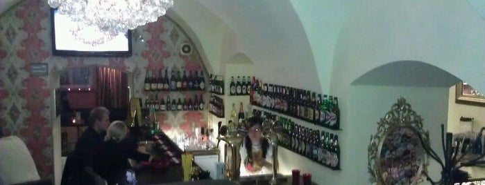 BeerGallery - Dominikańska is one of Tempat yang Disimpan Elena.