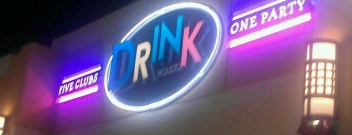Drink Houston is one of Places I Adore.