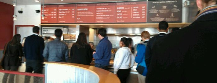 Chipotle Mexican Grill is one of Posti che sono piaciuti a Chad.