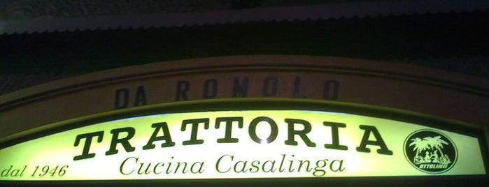 Trattoria Sabbioneda da Romolo is one of Lugares guardados de Marco.