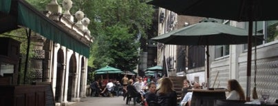 Gordon's Wine Bar is one of Quintessential London.