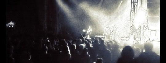 Rock for People is one of Lieux sauvegardés par Jakub.