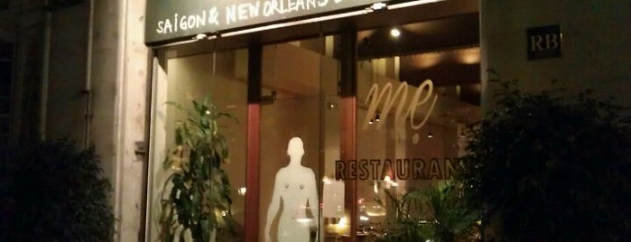 Restaurant Me is one of Comidos BCN 1.