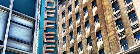 Coffee Shop is one of New York.