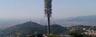 Torre de Collserola is one of Best views in Barcelona.