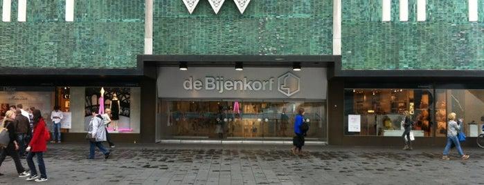 De Bijenkorf is one of (Temp) Best of Eindhoven.
