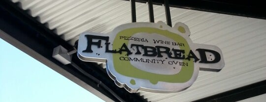 Flatbread Neapolitan Pizzeria is one of Oregon - The Beaver State (2/2).