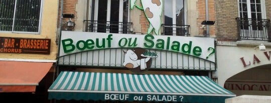 Boeuf ou Salade ? is one of Locais curtidos por Tec.