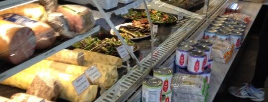 Porta Via Italian Foods is one of Tempat yang Disukai Christopher.