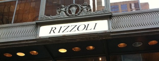 Rizzoli Bookstore is one of Best picks for Italian lifestyle in NYC.