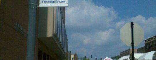 St Louis Art Fair is one of Hot List 2013 Winners.