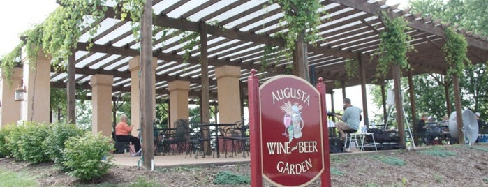 Augusta Winery is one of Wineries and Microbreweries around St. Louis.