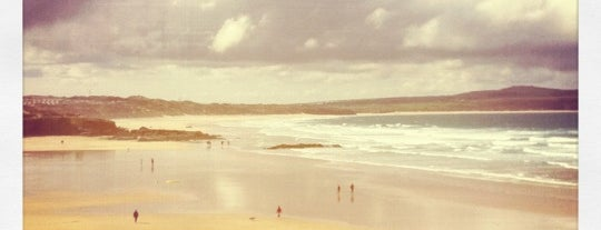 Godrevy Beach is one of South West UK.