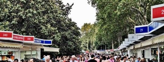 Feria del Libro is one of Lugares para volver siempre.