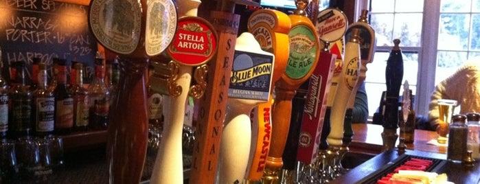 Aidan's Pub is one of Rhode Island.