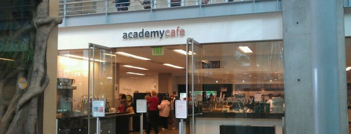 Academy Café is one of San Francisco!.