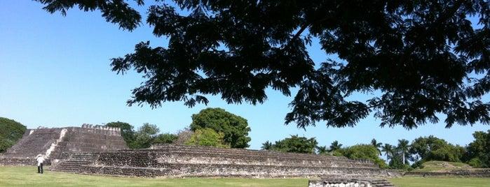 Cempoala Zona Arqueológica is one of Turismo en los alrededores de Xalapa.