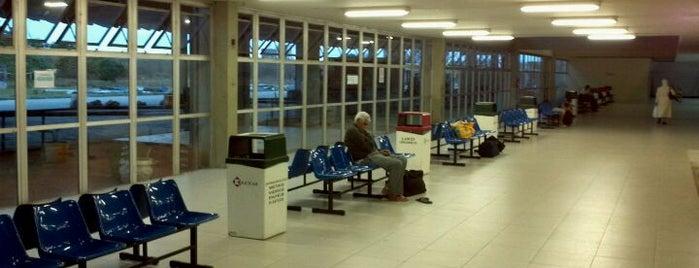 Complexo Rodoviário Severino Tomaz da Silveira (Rodoviária Nova) is one of ATM - Onde encontrar caixas eletrônicos.